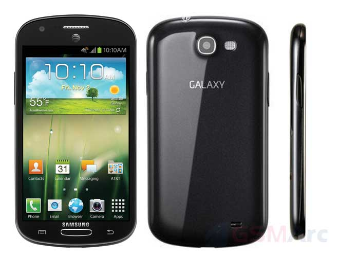Samsung Galaxy Express Available at AT&T and launch on November 16