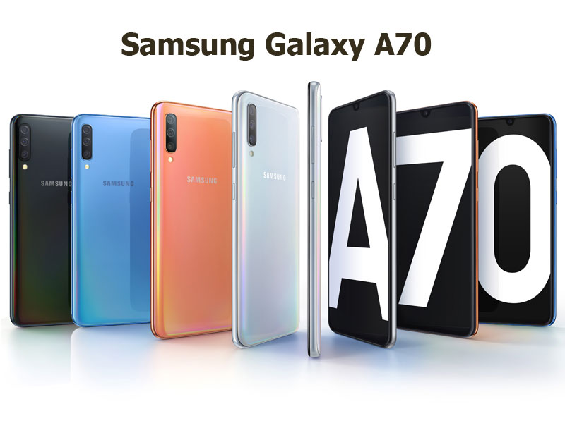 Samsung Galaxy A70 price, features and release date