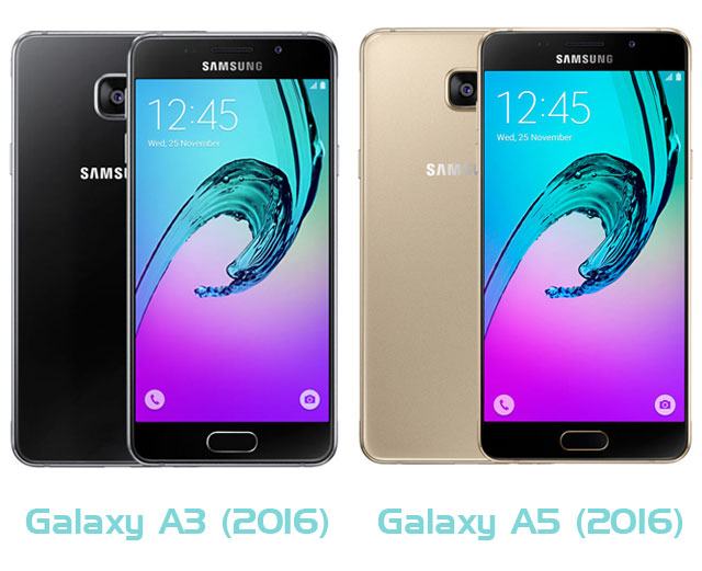 Samsung Galaxy A3 2016 And A5 2016 Release Date