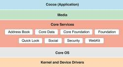 What is Software ecosystem of Apple and Google